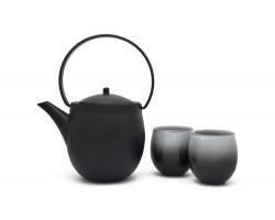 Set cadeau Sendai, 2 tasses en porcelaine