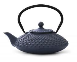 Théiere en Fonte Xilin 1,25L Bleu