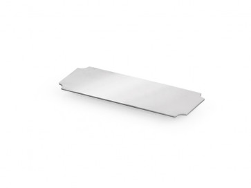 Plaque gravable 40x15mm aluminium