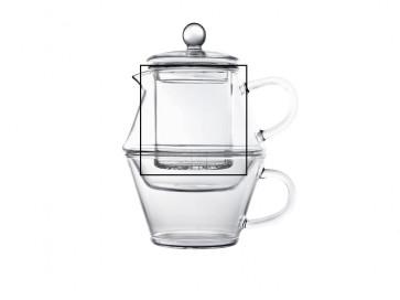 Filtre pour Tea for one Portofino 1467
