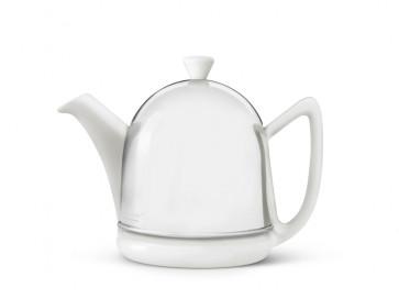 Théière Cosy Manto Blanc 0.6 liter