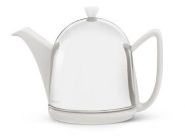 Théière Cosy® Manto, Blanc, 1,0L