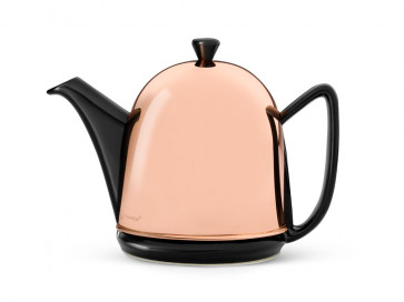 Théière Cosy® Manto cuivre/noir, 1,0L