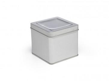 Boîte avec fenêtre pour coffret à thé 184005