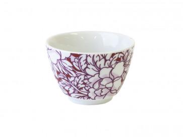 Tasse à thé Yantai rouge
