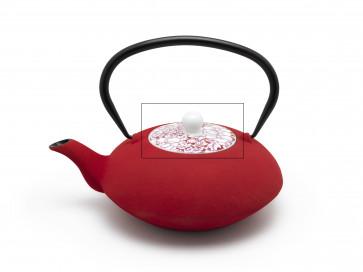 Couvercle pour théière Yantai 153000 rouge