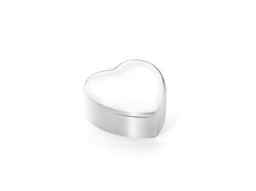 Boîte à musique pour bijoux Coeur arg/laq