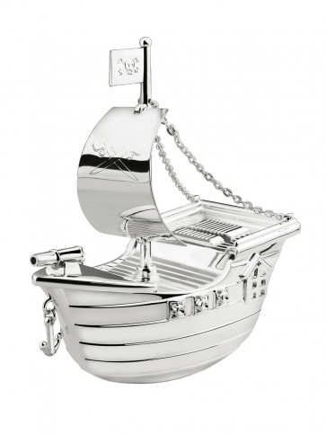 Tirelire Bateau pirate