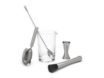 Cocktail mixing set 5 pièces