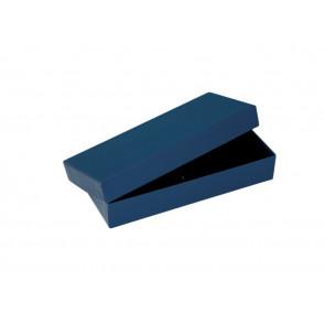 Coffret cadeau pour 1, 2, 3 stylos, bleu