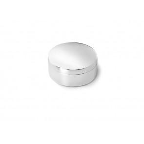 Boîte ronde 42mm couleur argent
