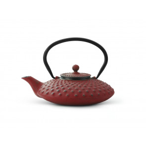 Théière Xilin 0,8L, rouge