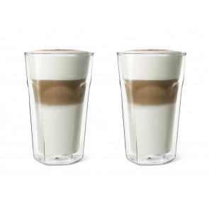 Verre Double Paroi Latte Macchiato, 280ml, set de 2