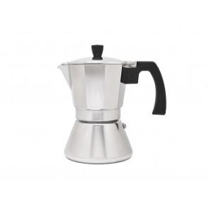 Caf. italienne à Espresso Tivoli aluminium